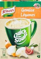 Quick Soup crema di verdura Knorr