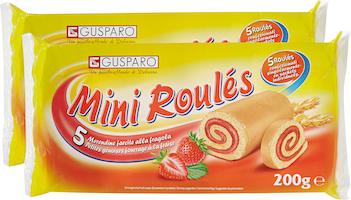 Mini Roulé Gusparo