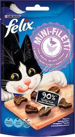 Nourriture pour chats Mini-Filetti Poulet & Canard Felix<br />
