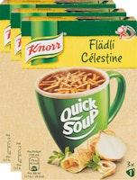 Quick Soup Célestine Knorr