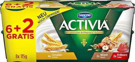 Danone Activia Joghurt