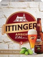 Bière Klosterbräu Amber Ittinger