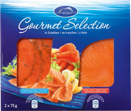 Salmone Gourmet Selection Laschinger