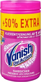 Vanish Oxi Action Multi Color
