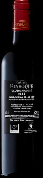 Château Fonroque Grand Cru Classé Saint-Emilion AOC bio Zurück