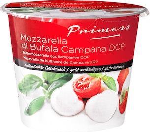 Mozzarella di Bufala Campana DOP Primess
