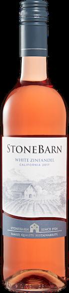 Stone Barn White Zinfandel Rosé De face