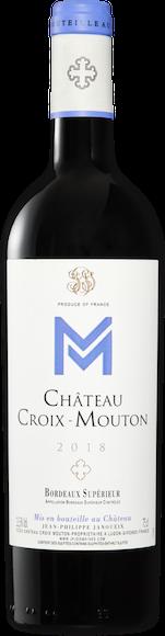 Château Croix Mouton Bordeaux AOC Supérieur  Vorderseite