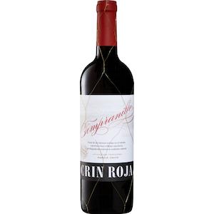 Crin Roja Tempranillo Vino de la Tierra de Castilla
