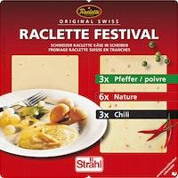 Strähl Original Swiss Raclette Festival
