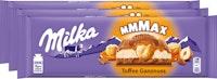 Tablette de chocolat Mmmax Milka