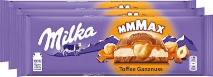 Tavoletta di cioccolata Mmmax Milka