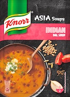Zuppa Dahl indiana Knorr