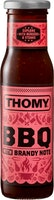 Sauce BBQ avec note de brandy Thomy