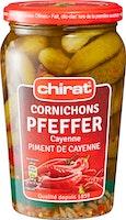Chirat Cornichons mit Cayennepfeffer