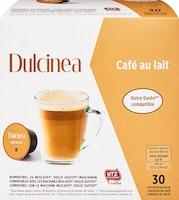 Capsule di caffè Café au lait Dulcinea