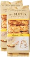 Mini-Flûtes pasta sfoglia