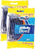 Gillette Einwegrasierer Blue II