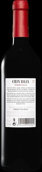 Crin Roja Tempranillo Vino de la Tierra de Castilla Zurück