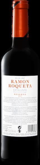Ramón Roqueta Tempranillo/Cabernet Sauvignon Reserva D.O. Catalunya Zurück