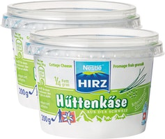 Cottage cheese Hirz