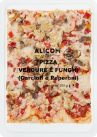 Pizza rectangulaire Alicom