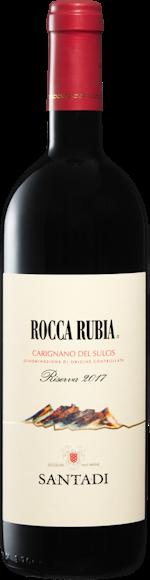 Rocca Rubia Carignano del Sulcis DOC Riserva Vorderseite