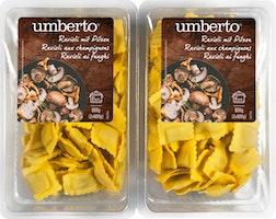 Raviolis aux champignons Umberto