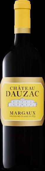 Château Dauzac 5e Grand Cru Classé Margaux AOC vegan Vorderseite