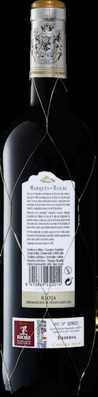 Marqués de Riscal Reserva DOCa Rioja Zurück