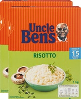 Uncle Ben's Risotto