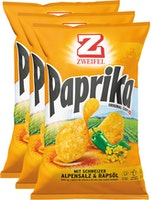 Zweifel Chips Paprika