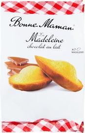 Madeleine au chocolat au lait Bonne Maman