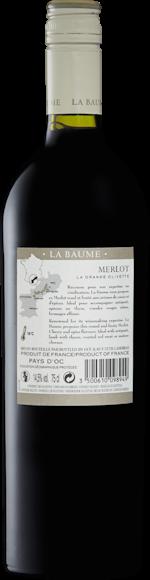 La Grande Olivette La Baume Merlot Pays d'Oc IGP Zurück
