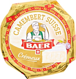 Camembert suisse Baer