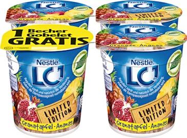 Joghurt Melagrana-Ananas LC1 Nestlé
