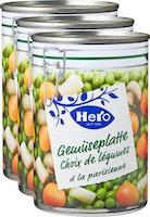 Choix de légumes à la parisienne Hero