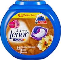 Lessive 3en1  Pods Souffle Précieux Lenor