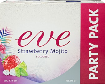 Cardinal Eve Strawberry Mojito