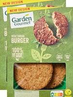 Burger Deluxe Garden Gourmet