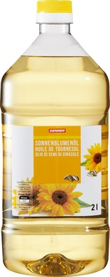 Olio di semi di girasole Denner