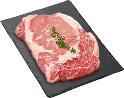 Steak Rib Eye Black Angus