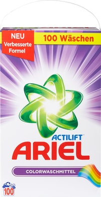 Ariel Waschpulver Color