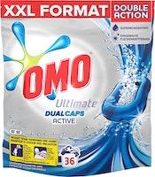 Omo Waschmittel Dual Caps Ultimate Active