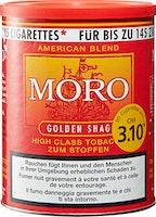 Tabacco per sigarette Golden Shag Moro
