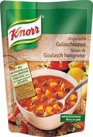 Knorr ungarische Gulaschsuppe