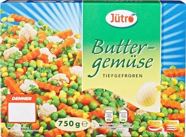 Légumes au beurre Jütro