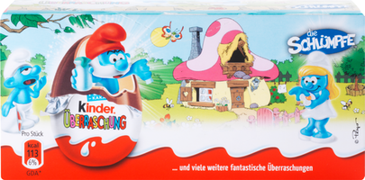 Oeuf Kinder Surprise Ferrero