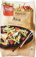 Mix de légumes Asia Marché Findus