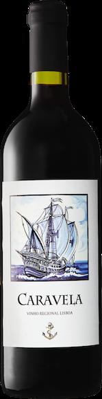 Caravela Vinho Regional Lisboa IGP Vorderseite